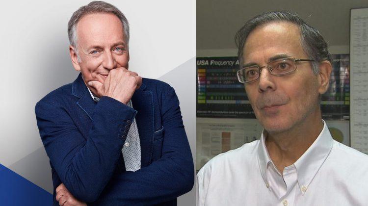 Entrevue avec Dutrizac et Prof Paul Héroux de l'Université McGill